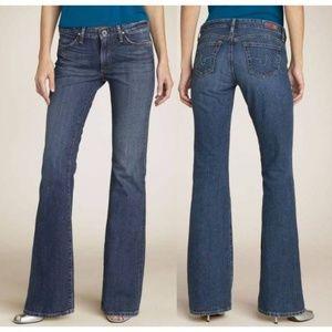 AG JEANS 'Legend' Flare Leg Rigid Jeans [E1]